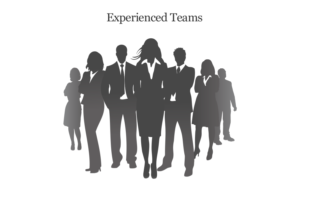 Experienced Teams